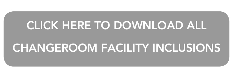 Ausco Modular Changeroom Facility Inclusions