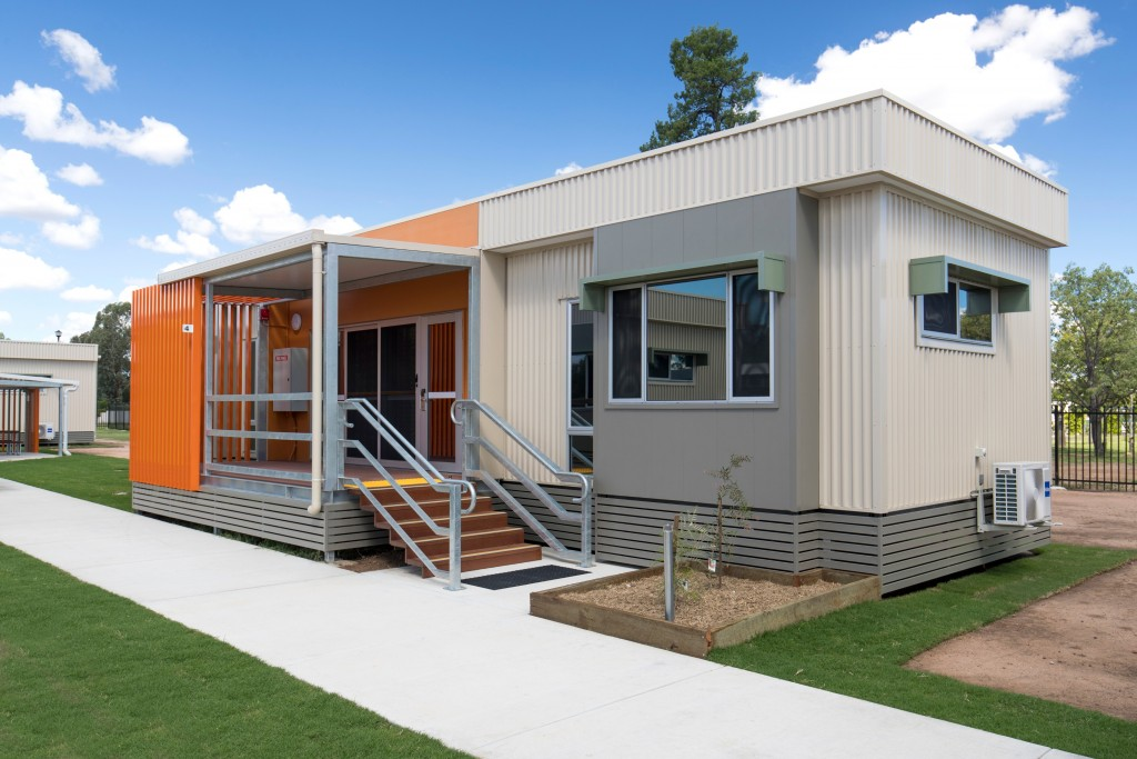 Ausco Modular Miles Hospital Accommodation