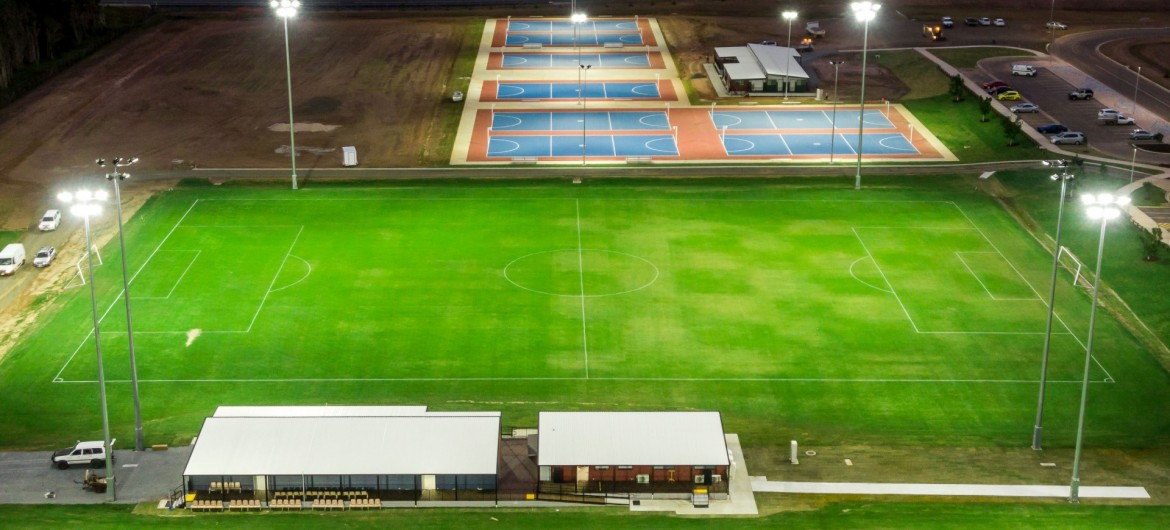 Fraser Coast Sports & Recreation Precinct