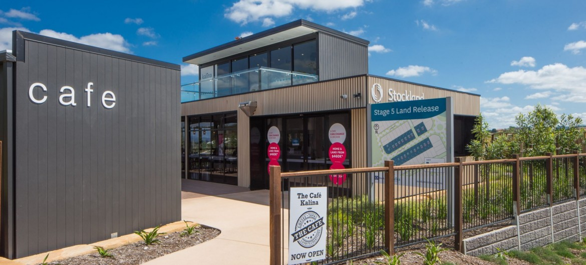 Stockland Kalina Springfield Sales and Information Centre