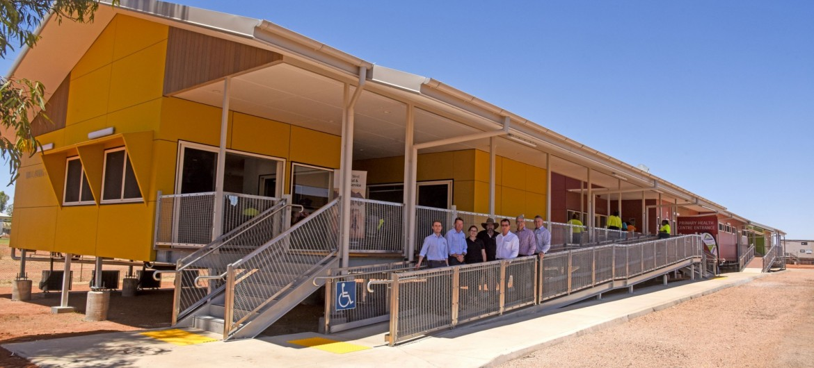 Boulia Primary Healthcare Centre and Well-being Centre