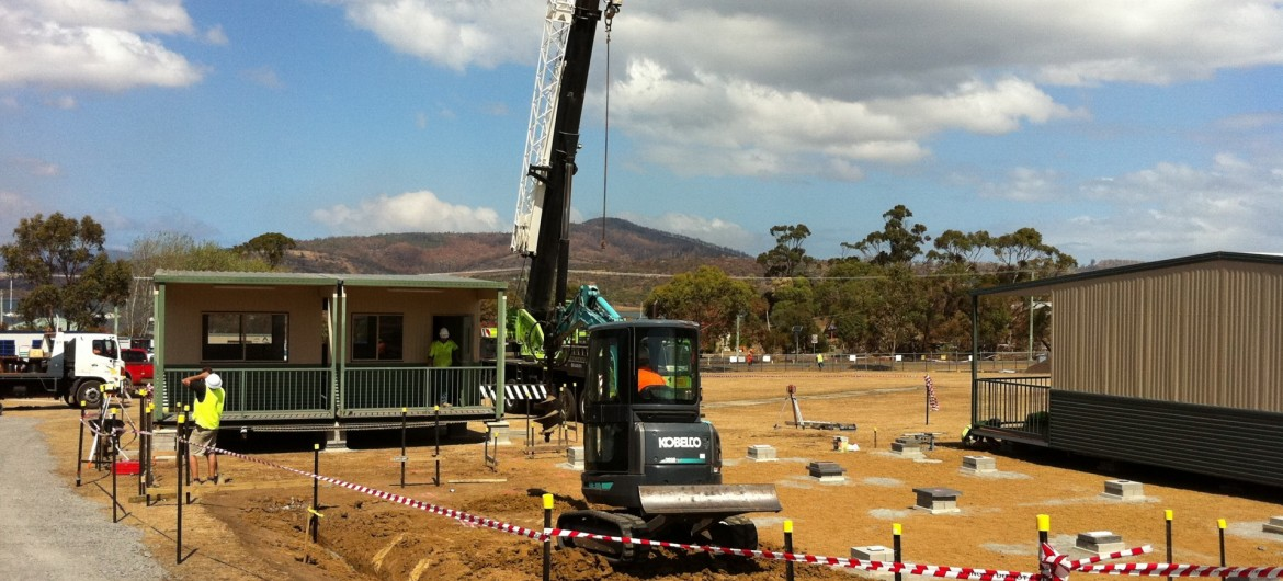 Dunalley Primary School Disaster Recovery