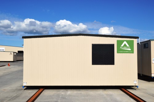 National Fleet of Transportable Buildings