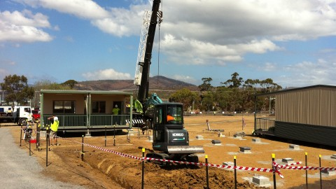 Ausco Modular Dunalley Primary School