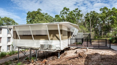 Ausco Modular Griffith University Accommodation