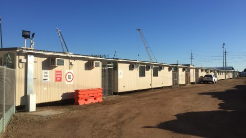 Ausco Modular Temporary Buildings